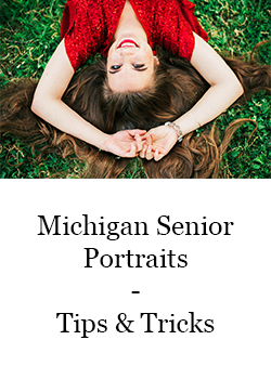 Michigan Senior Portraits Guide Banner